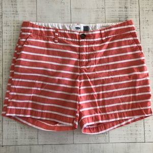 Old Navy Classic Stripe Shorts Size 6